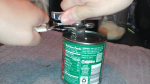 Using a Can Opener