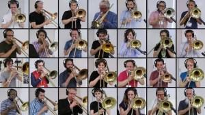 28 Trombone Bohemian Rhapsody