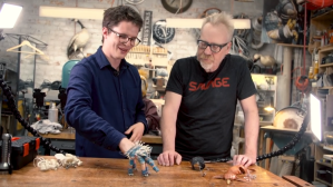 Barnaby Dixon Adam Savage