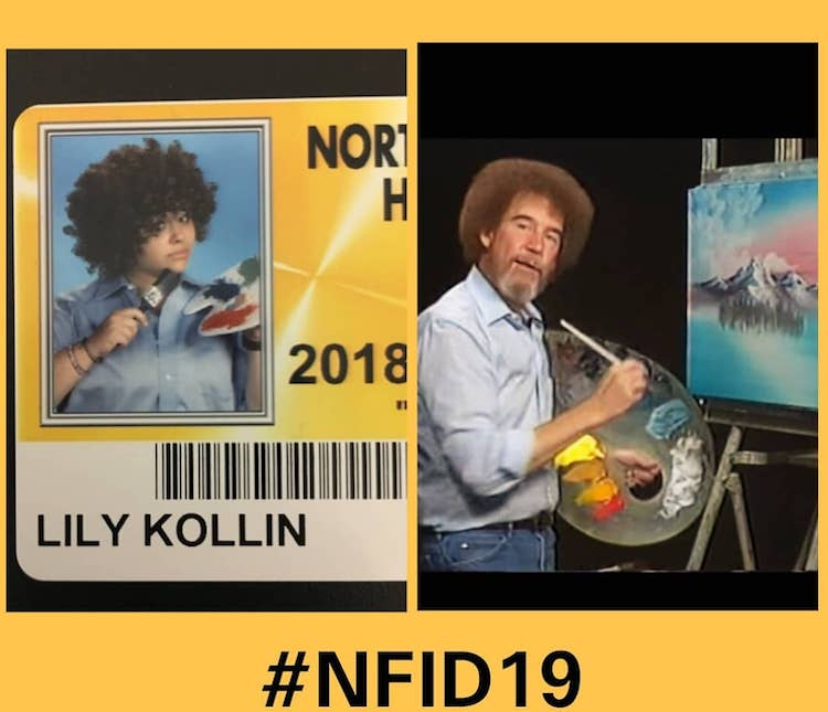 Michigan High School Encourages Seniors to Dress Up as Their Favorite Characters For School ID Photos