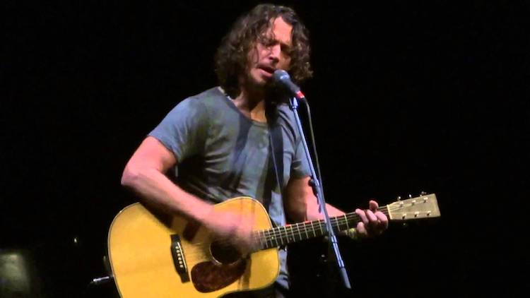 Chris Cornell Combines the Lyrics From Metallica's 'One' With the Melody of U2's 'One' in a Live Mashup