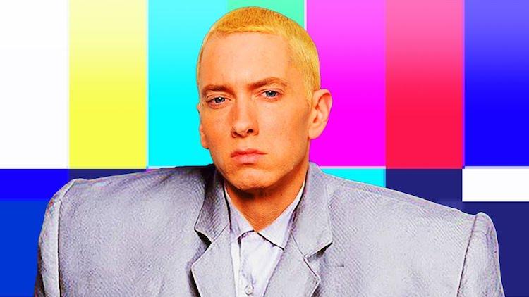 Eminem as Talking Heads