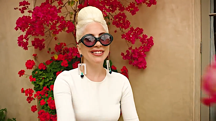 Lady Gaga Offers Sage Words of Wisdom to Her Young Female Fans While Answering 73 Random Questions