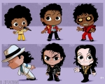 Michael Jackson. Evolution