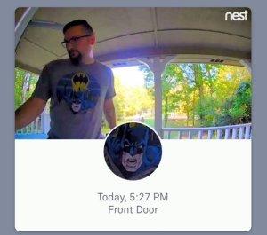 Nest Batman