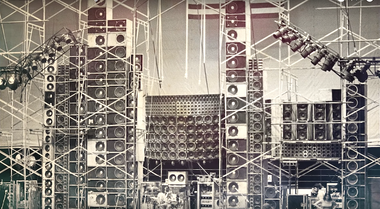 How The Grateful Dead's Brilliant 'Wall of Sound' Changed the Quality of Live Shows From That Point On