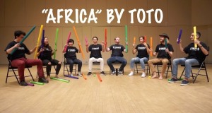 Africa by Toto HarvardTHUD Boomwhacker