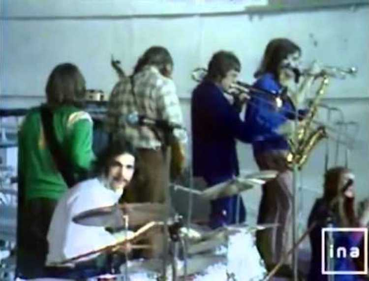 An Oddly Staged But Incredible Performance of the Band Chicago Playing 'Questions 67 & 68' in 1969