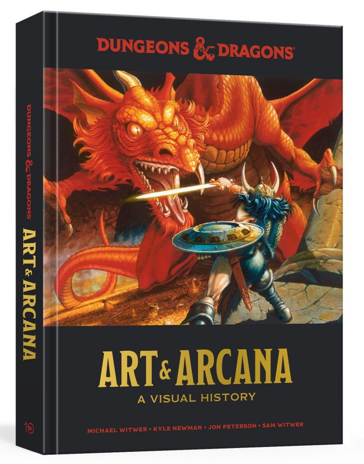 A Wonderful Collection of Dungeons and Dragons Art That Provides a Visual History of the Iconic Game