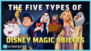 Disney Magic Objects