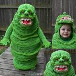 Ghost Busters Slimer Costume