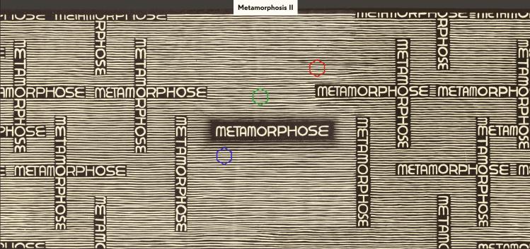 Metamorphose Escher