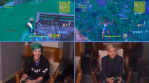 Ninja and Ellen Play Fortnite