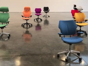 PLAY - Autonomously Dancing Chairs