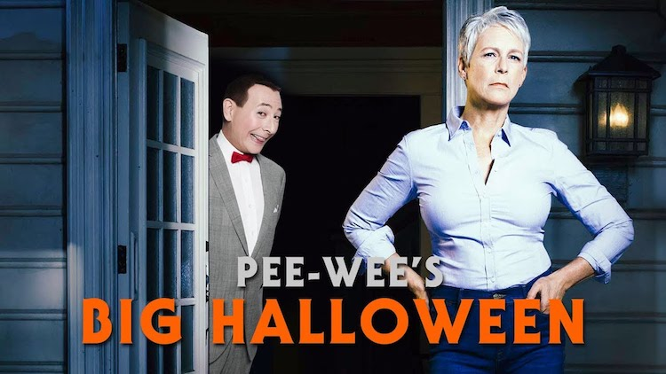 Pee-Wee Herman Turns Scary In a Hilariously Spooky Mashup of 'Pee-Wee's Big Adventure' With 'Halloween'