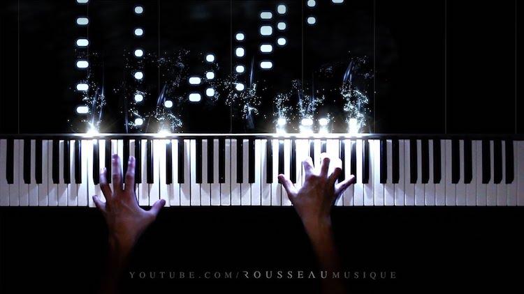 Rosseau Beethoven Moonlight Sonata 3rd Movement