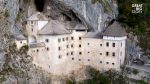 Slovenian Cliffside Castle