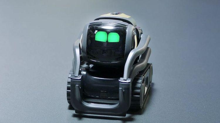 Vector Friendly Robot