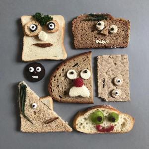 Bread Faces