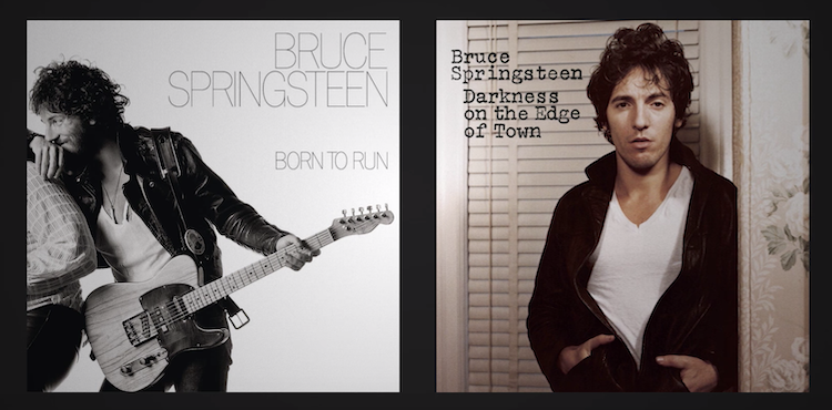The Profound Emotional Difference Between Bruce Springsteen's First Album and Second Albums