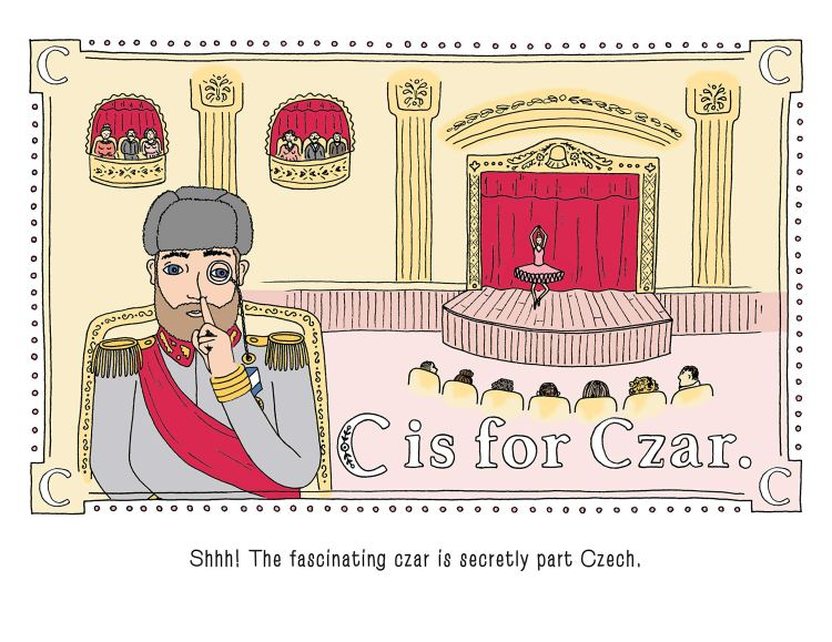 C is for Czar
