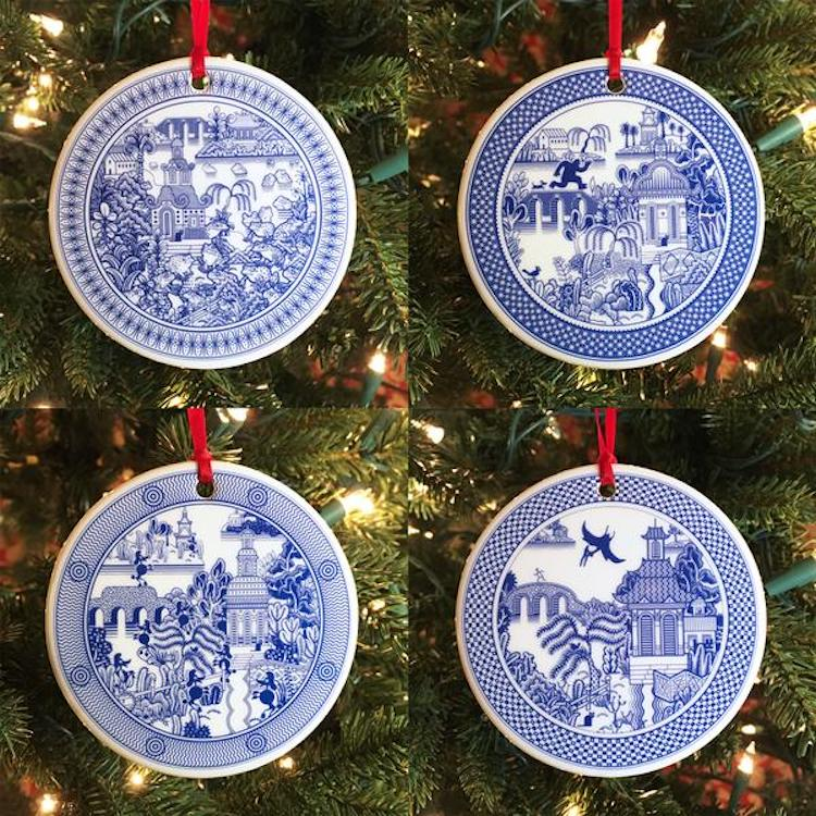 CalimityWare Ornaments