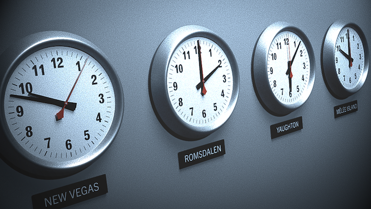 Clocks Hours Played