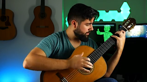 Fallout 4 Classical Guitar Theme