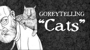 Goreytelling Cats