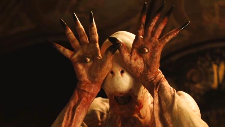 Guillermo del Toro Monster
