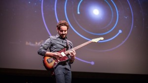 Guitar Playing Astrophysicist