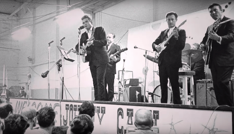 How Johnny Cash's Raw 1968 Performance at Folsom Prison Reinvigorated His Flailing Music Career