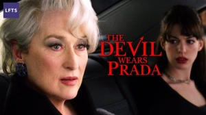 Lesson From a Screenplay The Devil Wears Prada