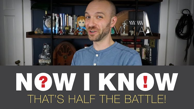 A Worthy Kickstarter Campaign to Fund a 'Now I Know' YouTube Channel Based Upon the Daily Newsletter