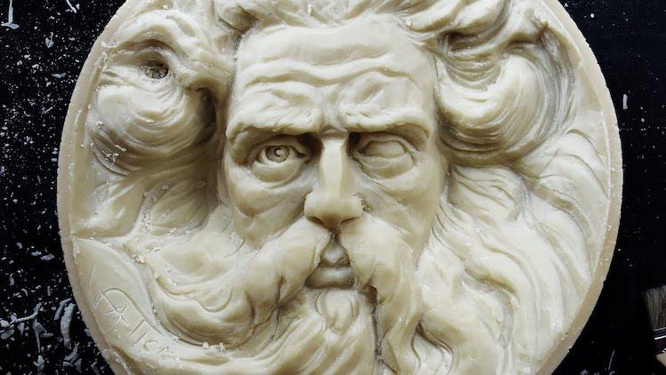 Parmigiana Sculpture