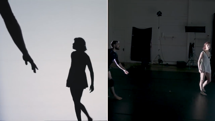How Pilobolus Dance Theater Creates Illusory Images From the Strategic Positioning of Dancers in Shadow