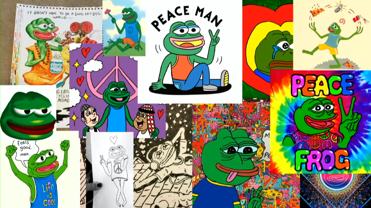 Illustrator Matt Furie Talks About the Origins of Pepe the Frog Which Didn't Include Becoming a Symbol of Hate