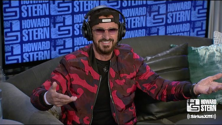 Ringo Starr Tells Howard Stern About the Time Brian Epstein Called to Ask If He'd Like to Join The Beatles