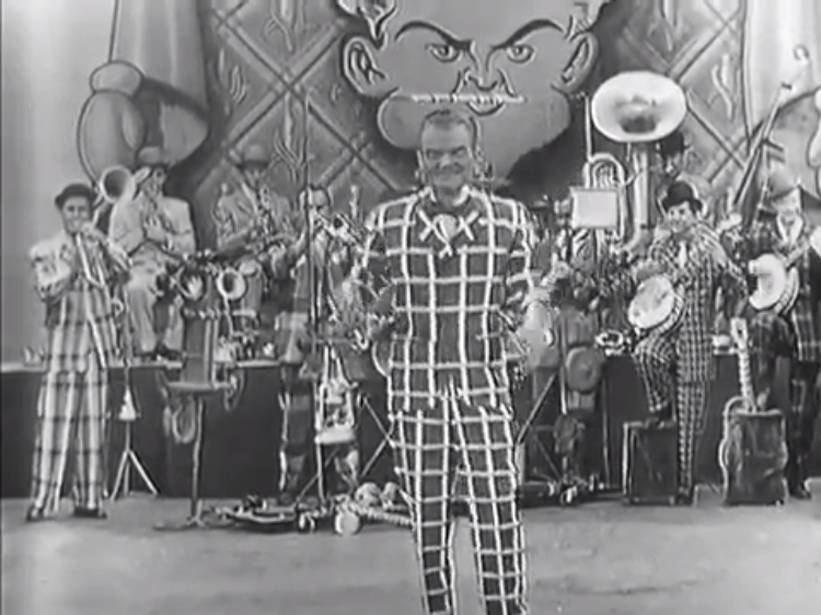 A Hilarious History of Music According to Spike Jones