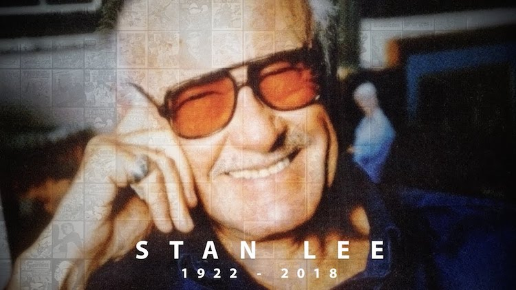 The Employees of Marvel and Disney Pay Tribute to the Larger Than Life Legacy of the Late, Great Stan Lee
