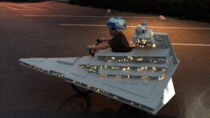 Star Destroyer Bicycle