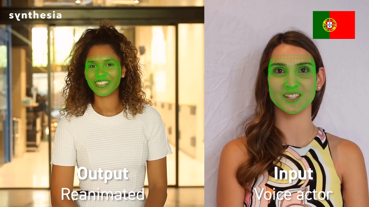 Native Dubbing That Seamlessly Translates Video Content Into Various Languages Through Generative AI
