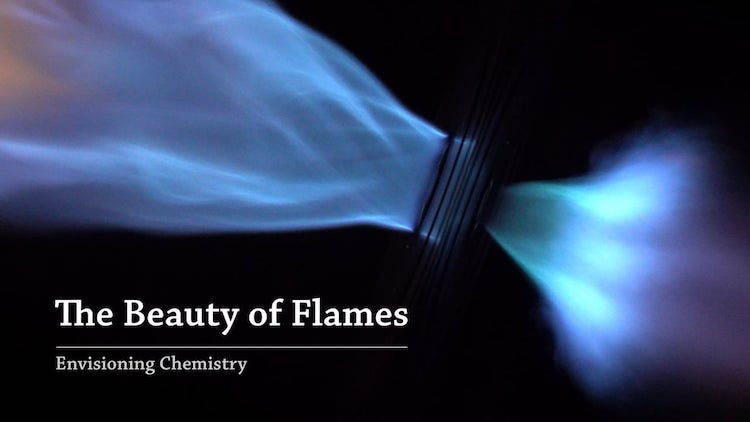 The Beauty of Flames