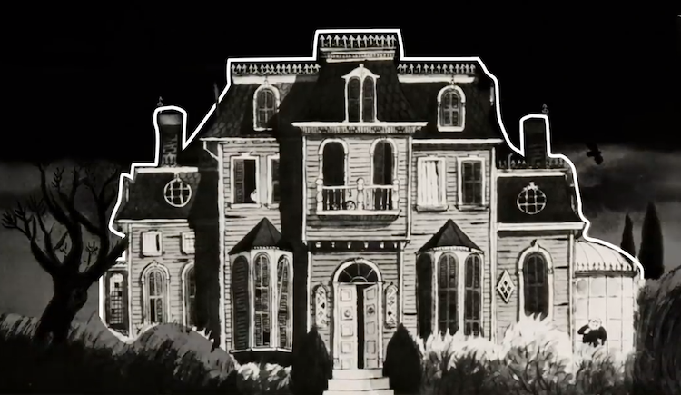 How Abandoned and Eroding Victorian Mansions of the Gilded Age Came to Symbolize Impending Doom