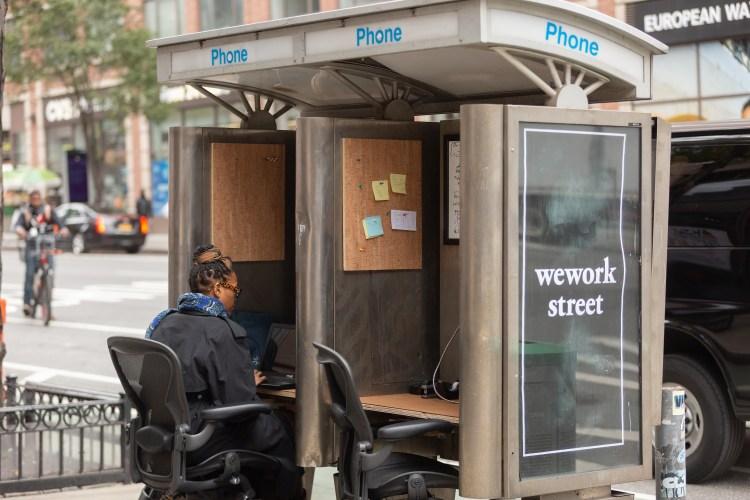 WeWork Street