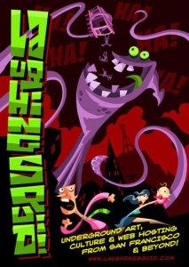 Aaron Blecha (Monster Squid)