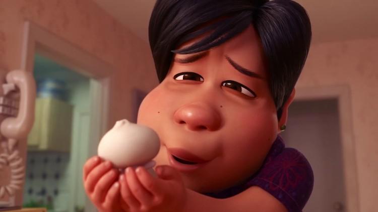 Bao Disney Pixar Dumpling