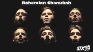 Bohemian Chanukah Six13