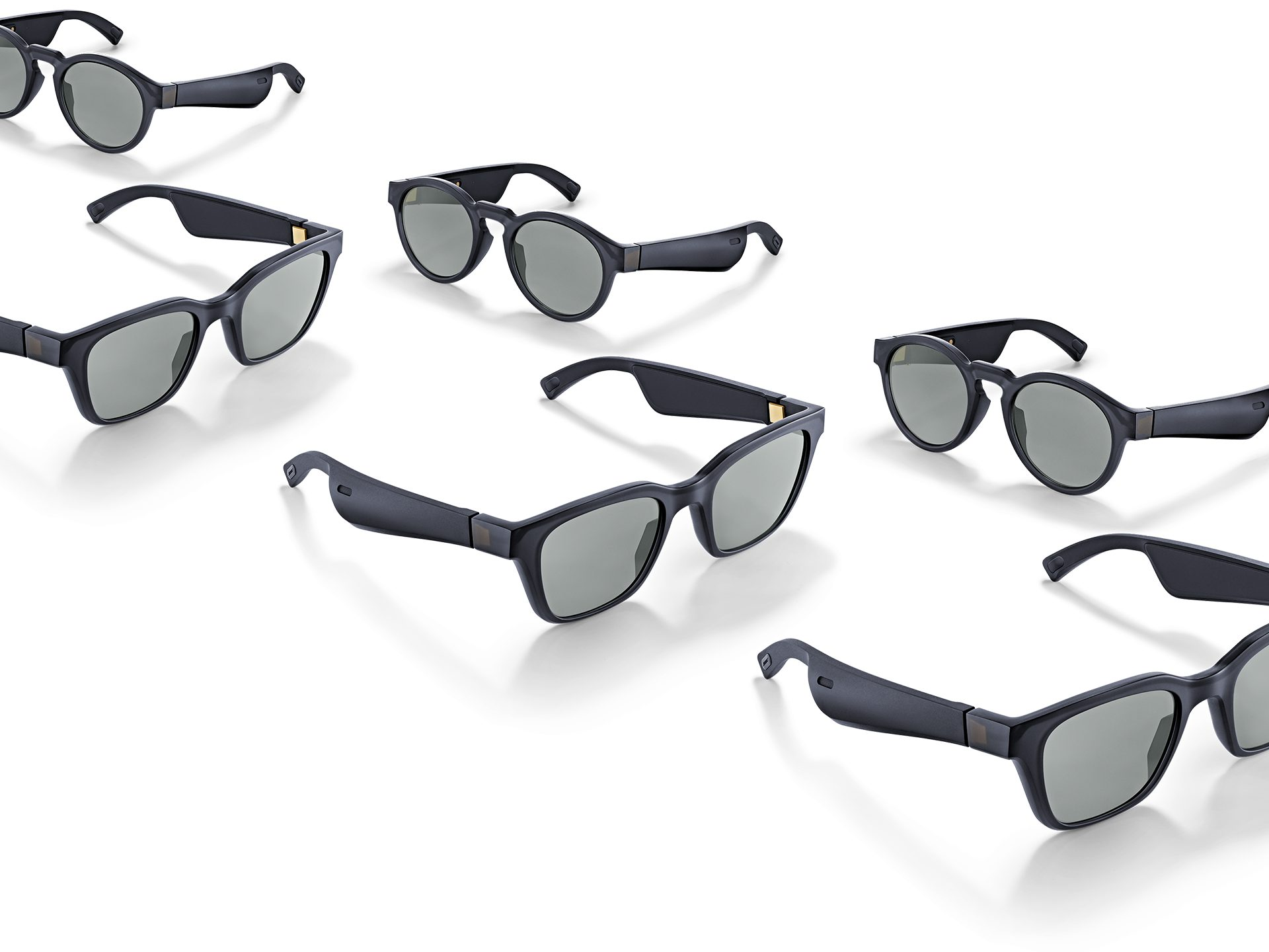 39289c1cf9a Stylish Sunglasses Embedded With Tiny Bose Speakers