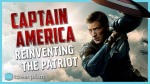 Captain America Reinventing the Patriot